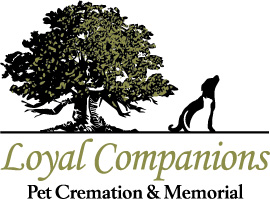 pet crematory logo design